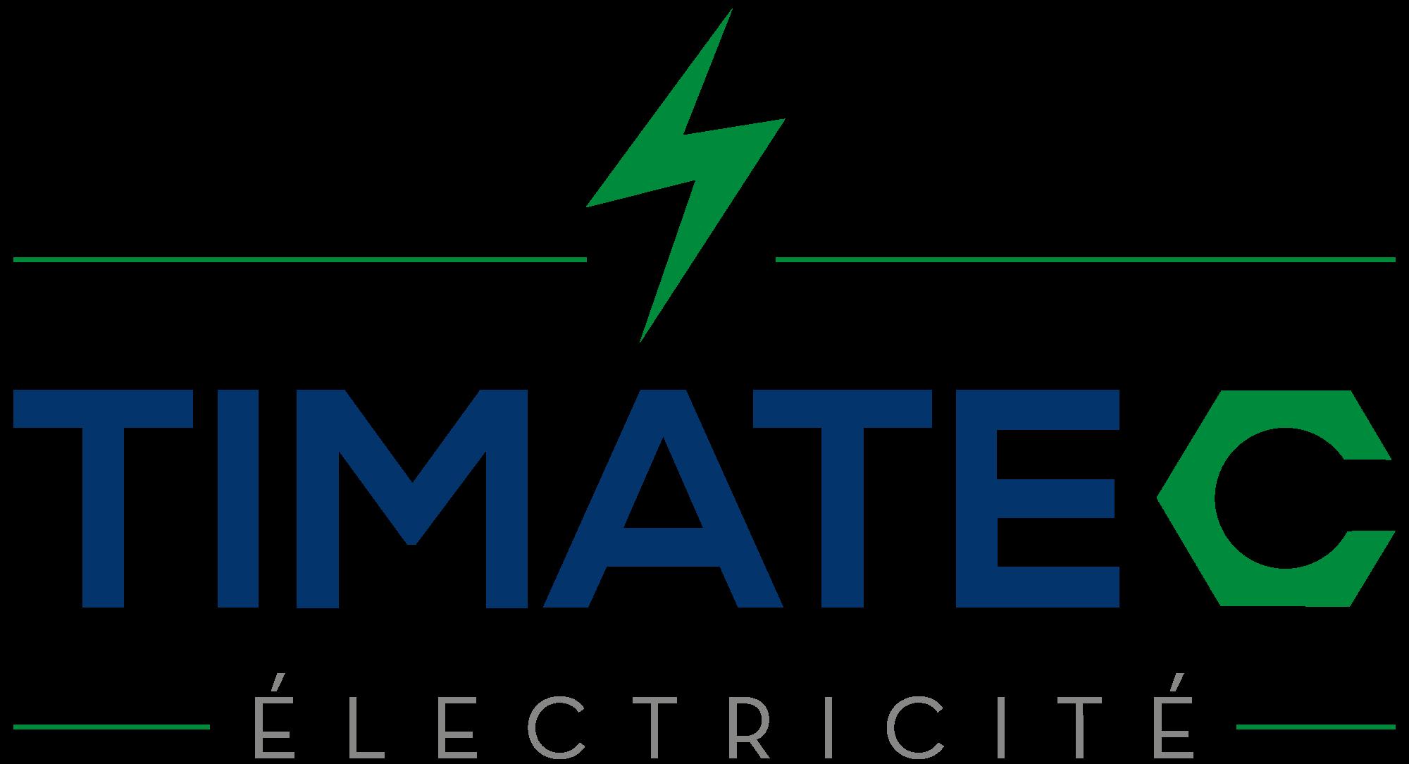 logo de Timatec électricité à duillier